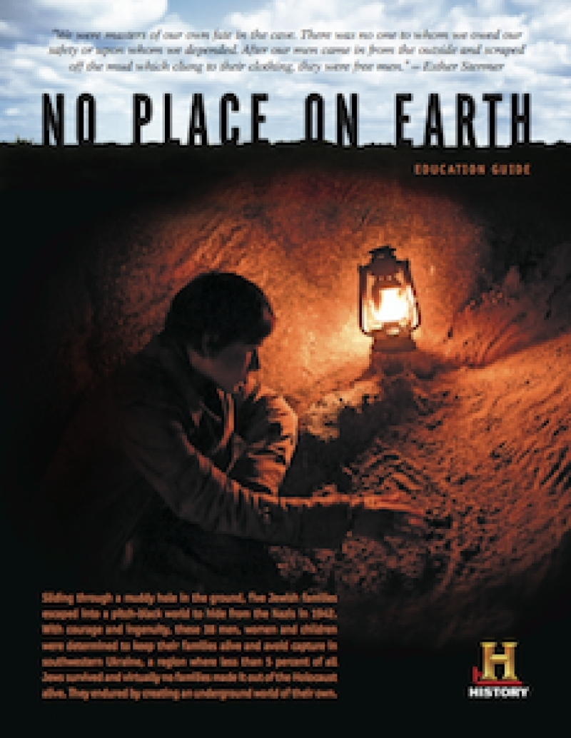 HKJFF-No Place on Earth