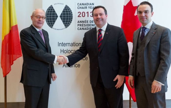 The International Holocaust Remembrance Alliance