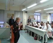 Sara Atzmon - Schools Visit