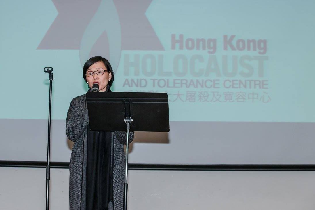 UN Holocaust Memorial Day 2017- Florence Hui-HK Under Secty Affairs