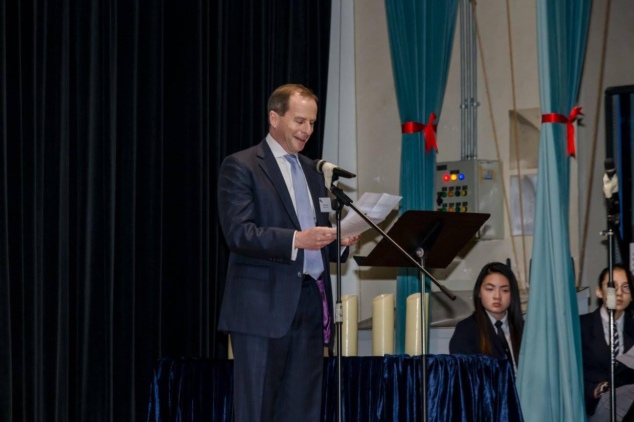 UN Holocaust Memorial Day 2017-Jeremy-Amias Chair HKHTC