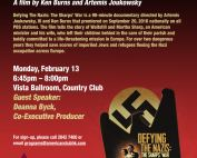 Free Screening - Defying the Nazis: The Sharps' War